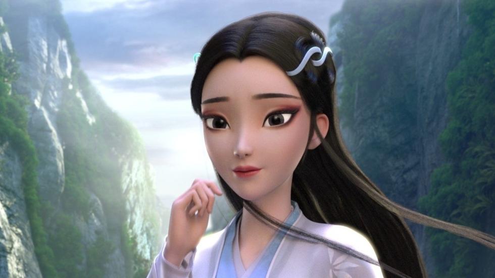 Magische en avontuurlijke trailer voor Chinese animatiefilm 'White Snake'