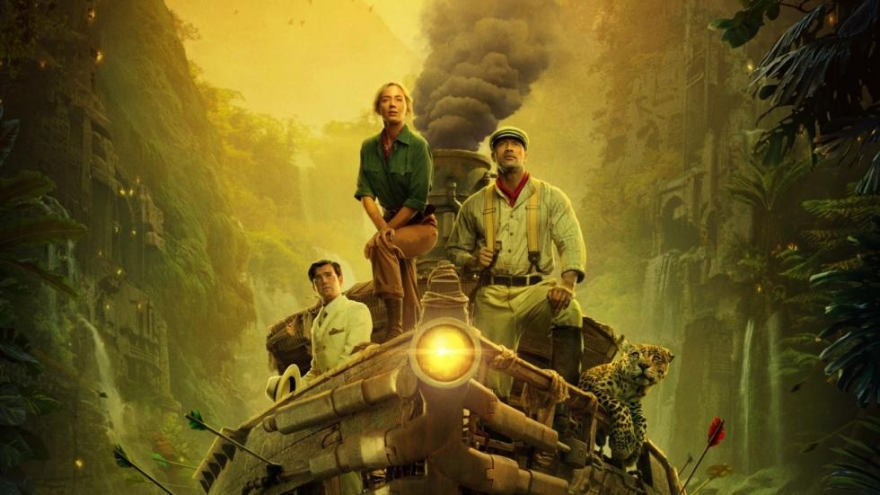 Eerste trailer 'Jungle Cruise' met Dwayne Johnson!