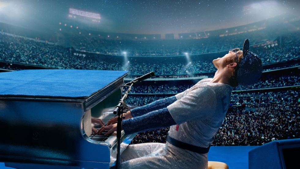 Blu-ray review 'Rocketman' - Van Kingsman naar extravagante Elton John