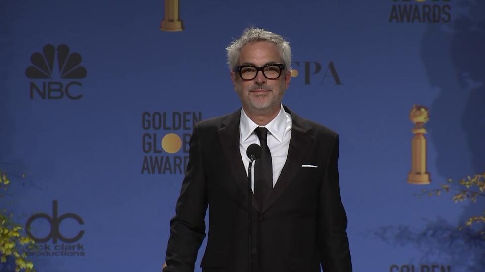Alfonso Cuarón (Roma) gaat opnieuw werken voor grote streamingdienst