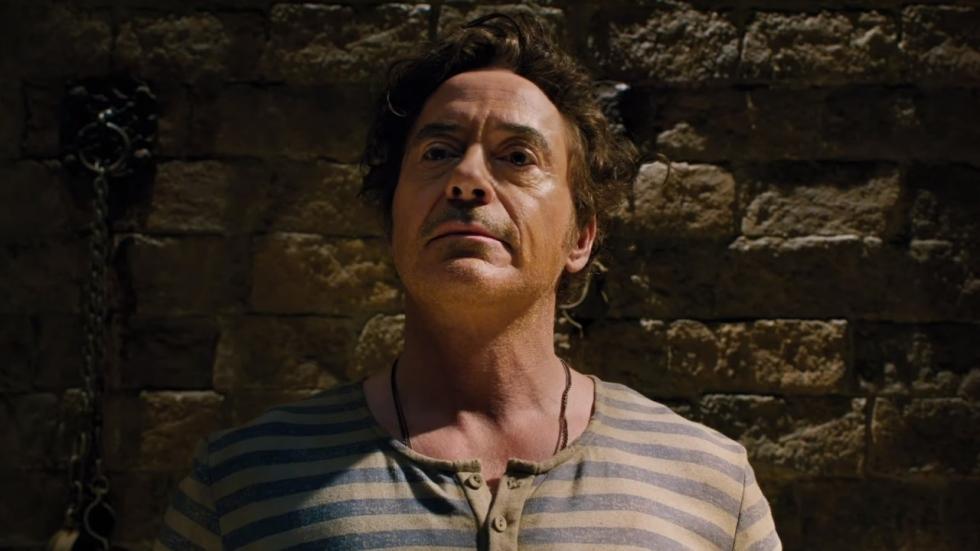 Robert Downey Jr. in eerste trailer 'Dolittle'!