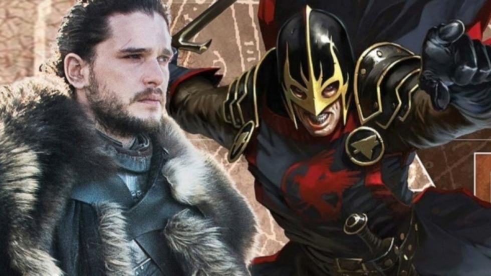 'Game of Thrones'-ster hint naar zijn superheld in Marvels 'Eternals'