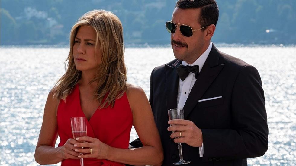 Adam Sandler en Jennifer Aniston maken vervolg op Netflix-kaskraker