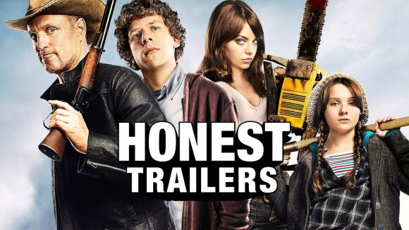 ScreenJunkies - Honest trailers | zombieland