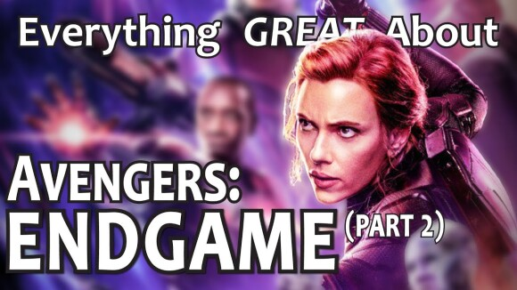 CinemaWins - Everything great about avengers: endgame! (part 2)