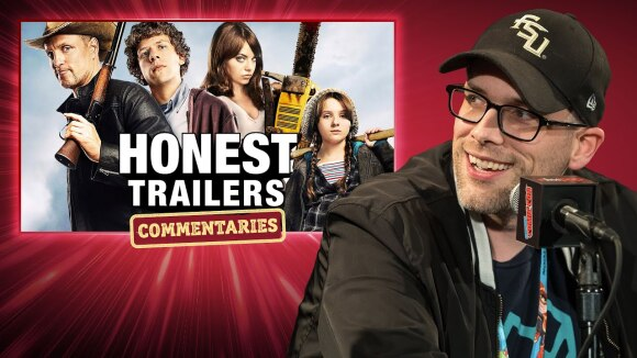 ScreenJunkies - Honest trailers commentary | zombieland