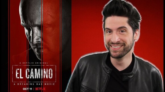 Jeremy Jahns - El camino: a breaking bad movie - movie review