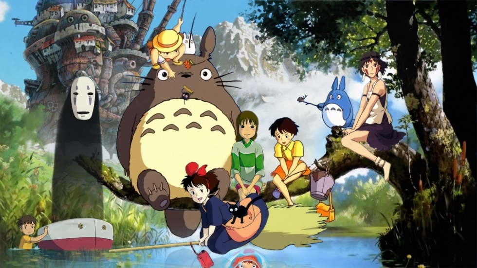 Alle Studio Ghibli-films exclusief te streamen op HBO Max