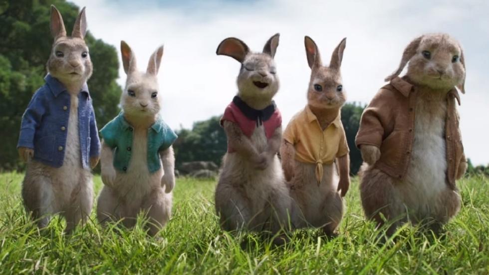 Trailer 'Peter Rabbit 2: The Runaway'!
