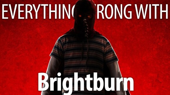 CinemaSins - Everything wrong with brightburn in evil superman minutes