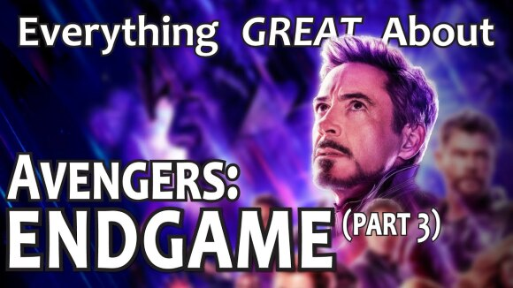 CinemaWins - Everything great about avengers: endgame! (part 3)