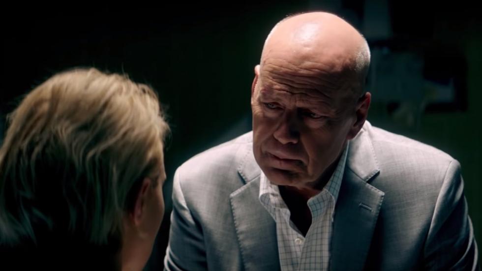 Bruce Willis weer 'die hard' in trailer 'Trauma Center'
