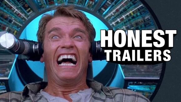 ScreenJunkies - Honest trailers | total recall (1990)