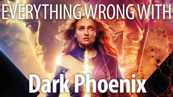 CinemaSins - Everything wrong with dark phoenix in plenty of minutes