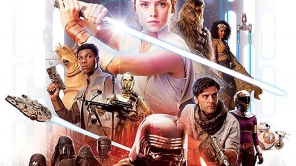 Gloednieuwe trailer voor 'Star Wars IX: The Rise Of Skywalker'!