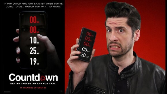 Jeremy Jahns - Countdown - movie review