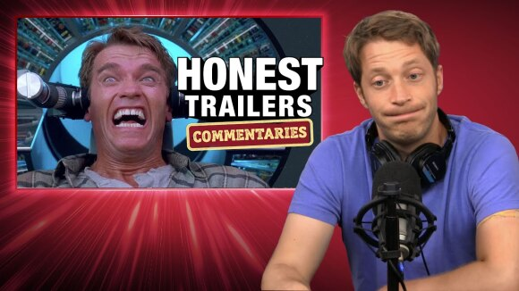 ScreenJunkies - Honest trailers commentary | total recall