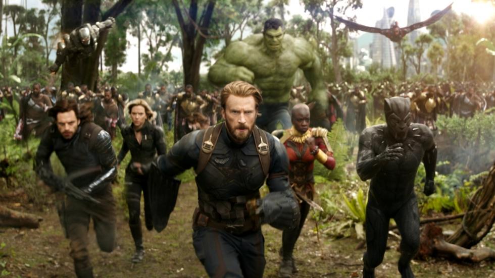 Deze bloederige scène met Secret Avengers haalde 'Avengers: Infinity War' niet