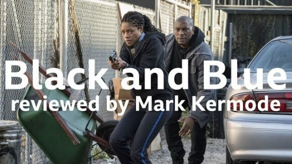 Kremode and Mayo - Black and blue reviewed by mark kermode