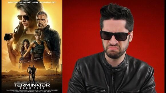 Jeremy Jahns - Terminator: dark fate - movie review