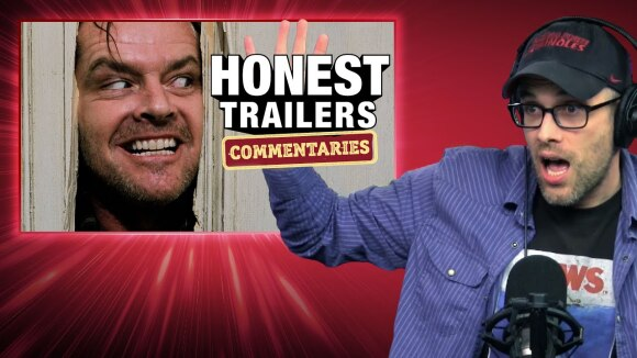 ScreenJunkies - Honest trailers commentary | the shining