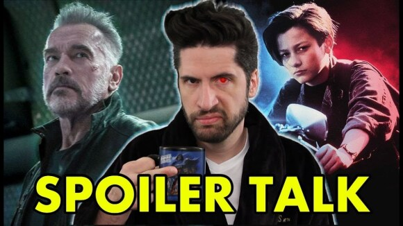 Jeremy Jahns - Terminator: dark fate - spoiler talk (what i hate about it)