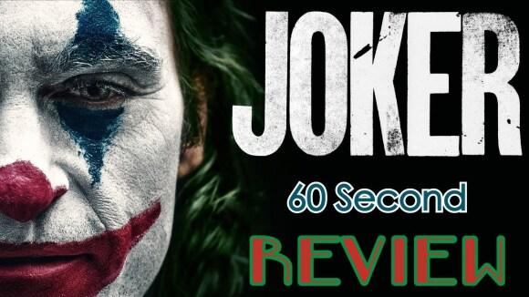 CinemaWins - Joker 60 second review (no spoilers) | cinemawins