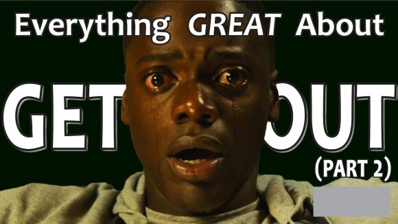 CinemaWins - Everything great about get out! (part 2)