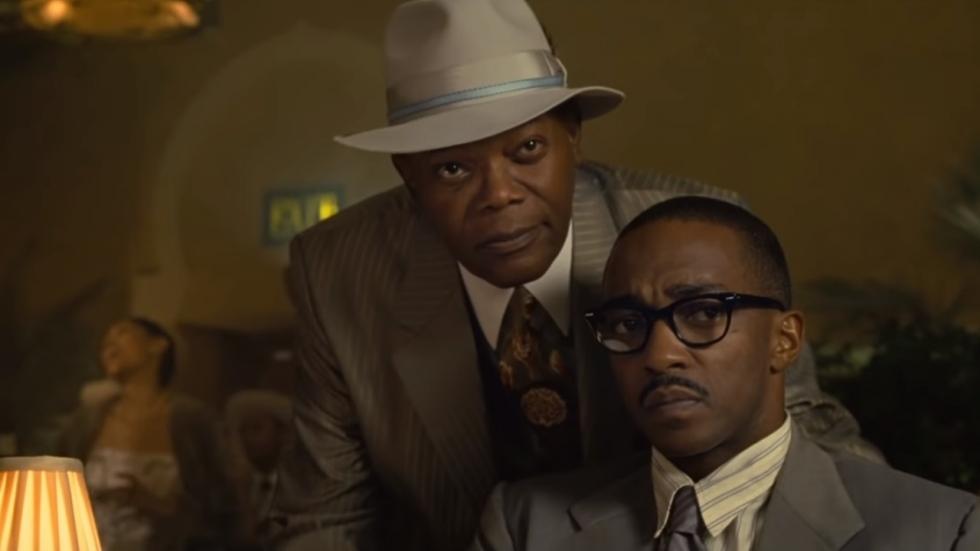 Trailer Apple TV+ film 'The Banker' met o.a. Samuel L. Jackson!