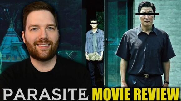 Chris Stuckmann - Parasite - movie review