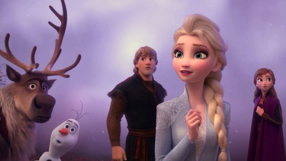 Zoektocht naar krachten Elsa leidend voor 'Frozen 2'