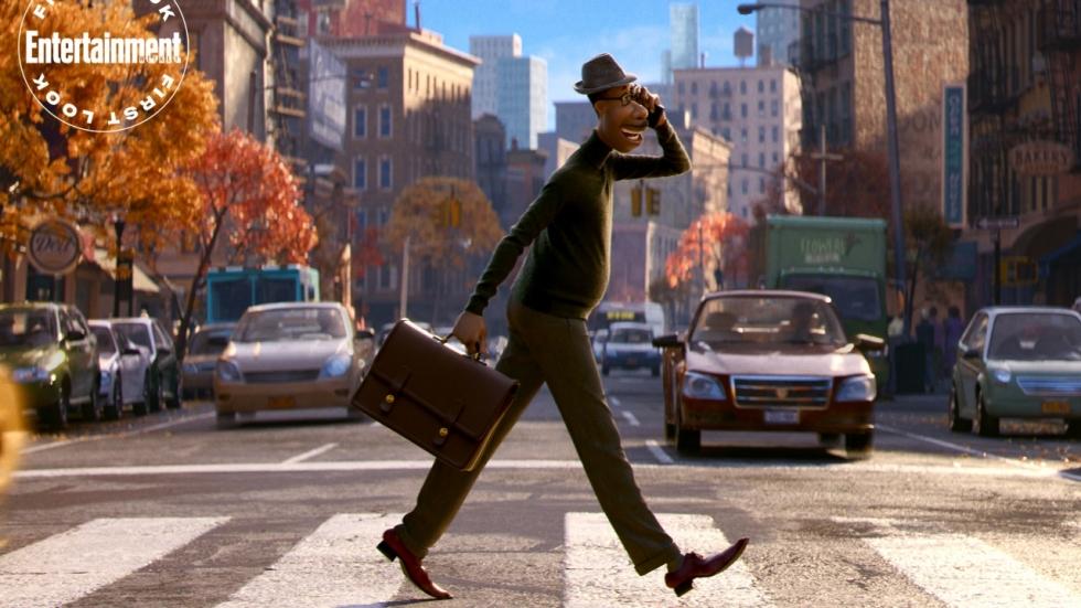 De dood staat centraal in trailer 'Soul' van Pixar!