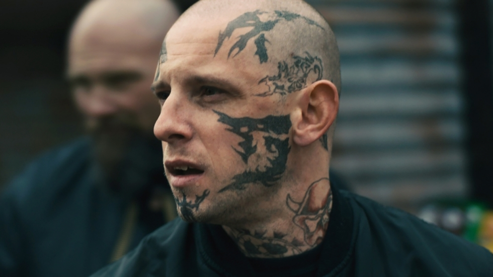 Blu-ray review 'Skin' met Jamie Bell als White Power-skinhead