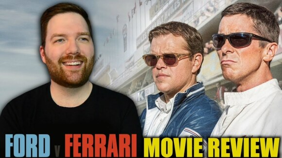 Chris Stuckmann - Ford v ferrari - movie review