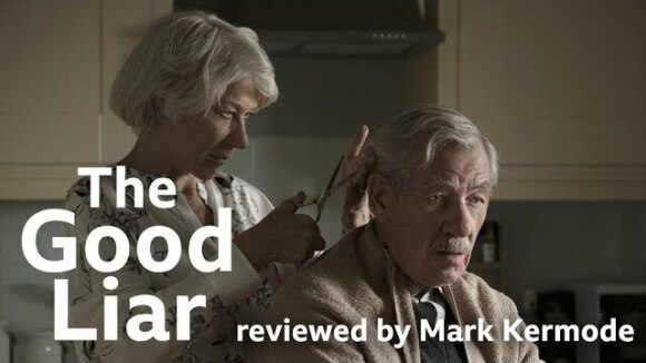 Kremode and Mayo - The good liar reviewed by mark kermode
