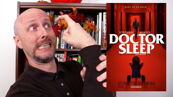 Channel Awesome - Doctor sleep - doug reviews