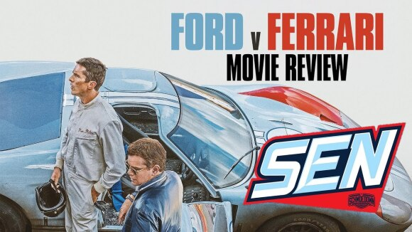 Schmoes Knows - Ford vs ferrari movie review