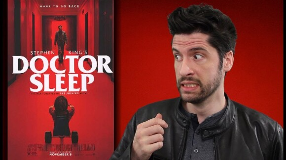 Jeremy Jahns - Doctor sleep - movie review