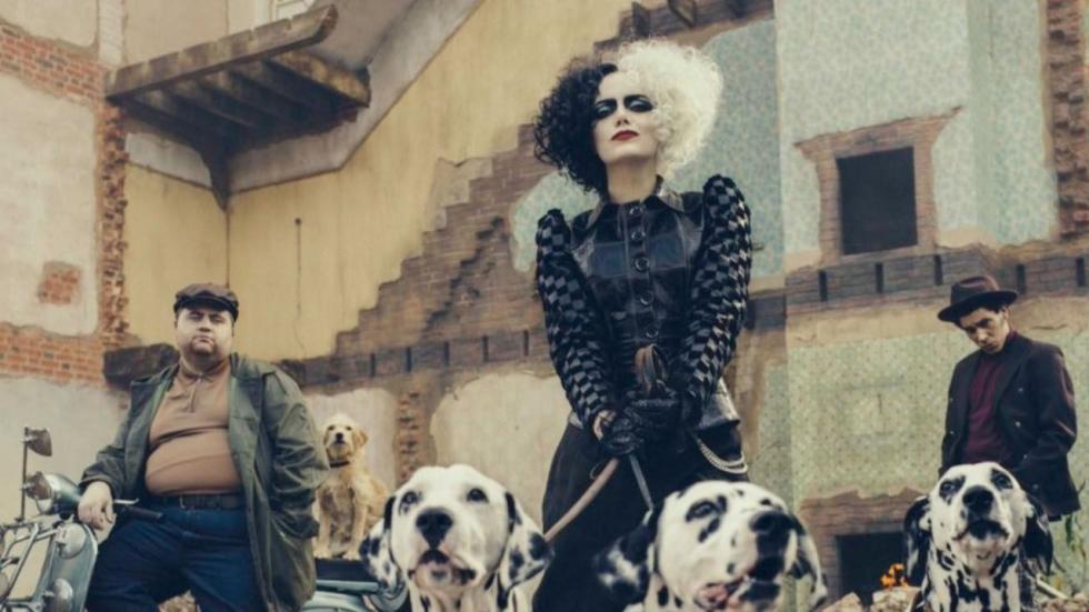 Nieuwe blik op schurk Emma Stone in Disney-film 'Cruella'