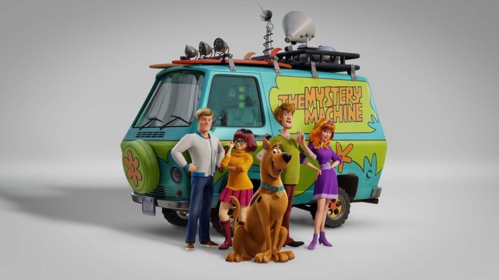 Eerste trailer en poster Scooby-Doo film 'SCOOB!'