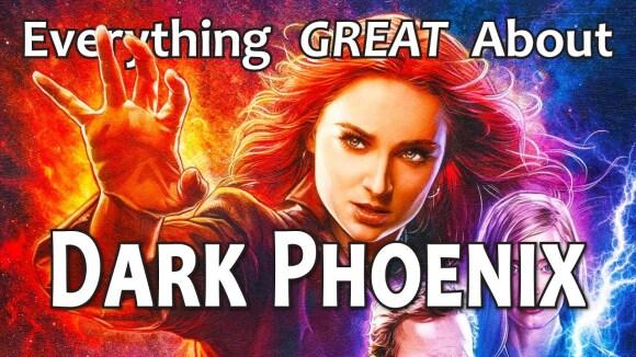 CinemaWins - Everything great about dark phoenix!