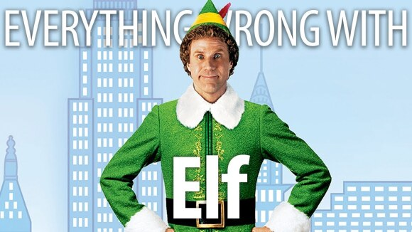 CinemaSins - Everything wrong with elf in many merry minutes