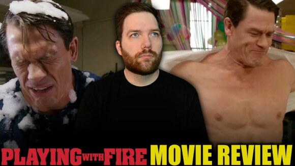 Chris Stuckmann - Playing with fire - movie review