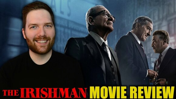 Chris Stuckmann - The irishman - movie review