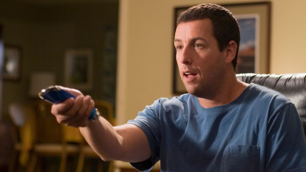 'Adam Sandler had het talent niet voor een filmcarrière'
