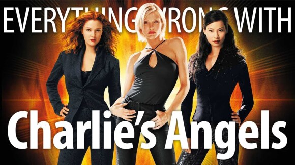 CinemaSins - Everything wrong with charlie's angels (2000) in butt-kicking minutes or less