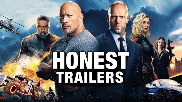 ScreenJunkies - Honest trailers | hobbs & shaw