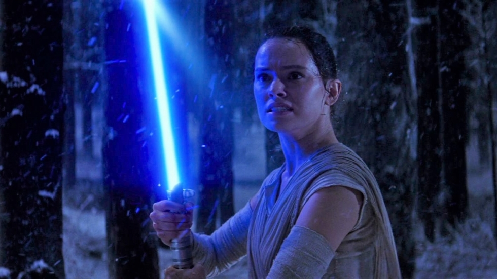 Daisy Ridley neemt 'afscheid' van Rey