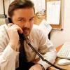 Ricky Gervais gaat wederom alle filmsterren op stang jagen als presentator Golden Globes 2020