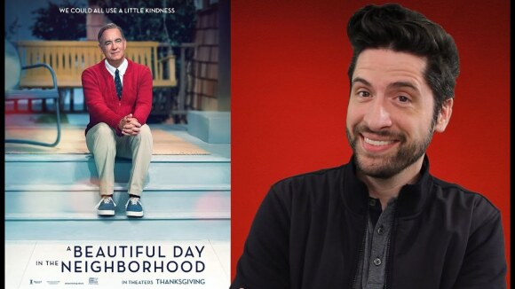 Jeremy Jahns - A beautiful day in the neighborhood - movie review